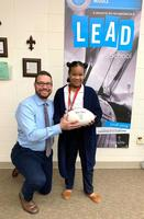 West Feliciana Middle School student excels in leadership role
