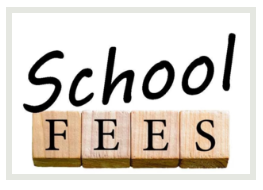 School Fees are due no later than October 5th