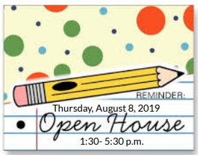 BLE Open House- August 8th