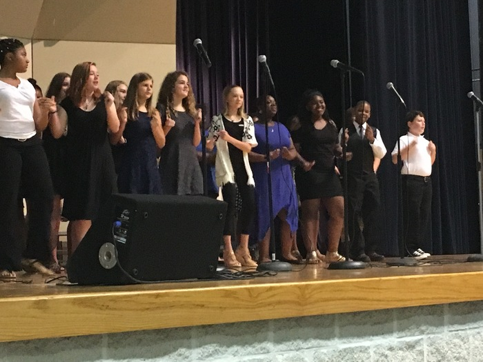 WFMS Fall Choir Concert