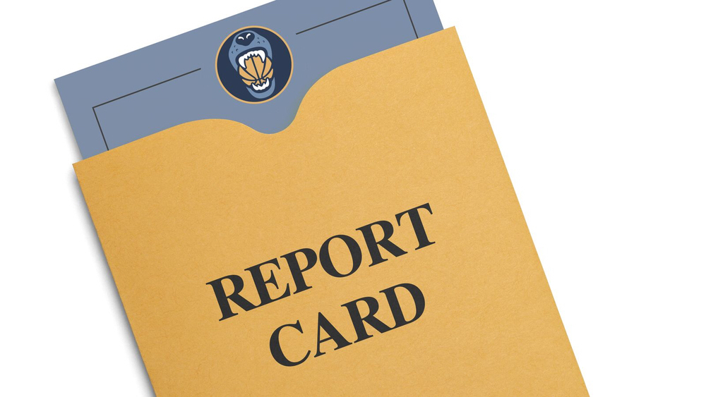 Kindergarten and First Grade Report Cards go home Friday, March 16th